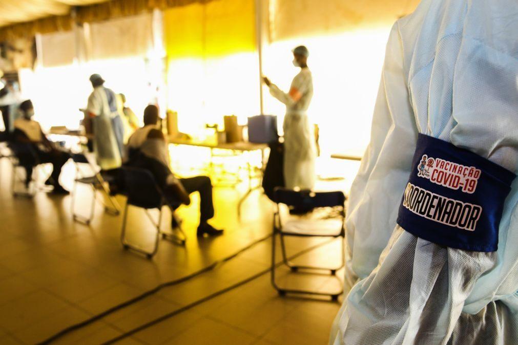 Covid-19: Angola registou 58 novos casos e três mortes nas últimas 24 horas