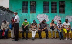 Covid-19: Venezuela flexibiliza confinamento durante sete dias