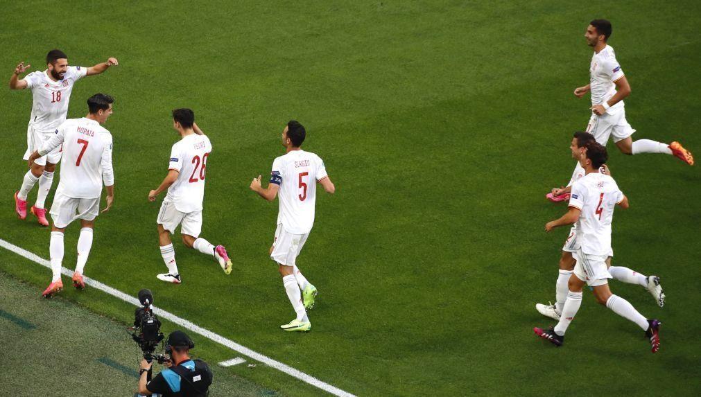 Euro2020: Federação espanhola faz campanha a pedir apoio de adeptos em Inglaterra