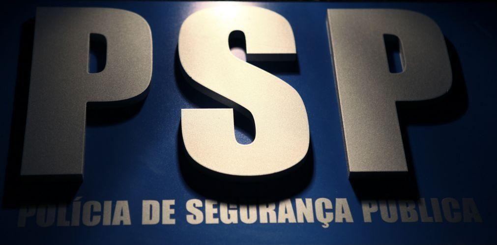 Covid-19: PSP deteve 5 pessoas e registou mais de 60 autos durante fim de semana