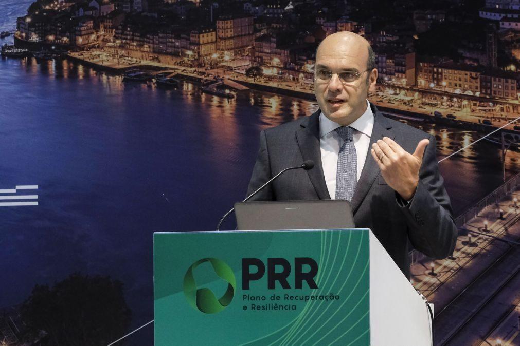 PRR: Apoios diretos às empresas vão atingir 3,4% do PIB - Siza Vieira