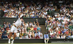 Wimbledon: Djokovic vence Garin e segue para os quartos de final