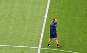 Euro2020: Mancini destaca mudança geracional e juventude muito forte da Espanha