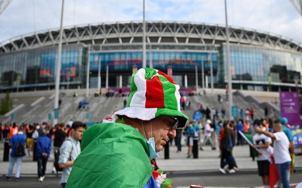 Euro2020: Históricos Itália e Espanha disputam lugar na final