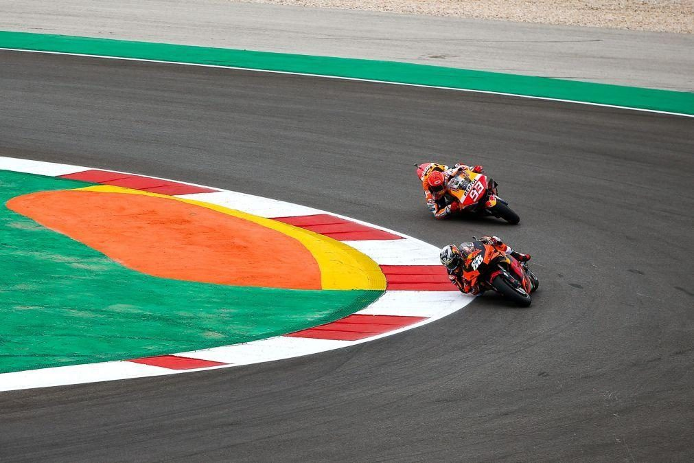 MotoGP/Portugal: Presidente da FIM