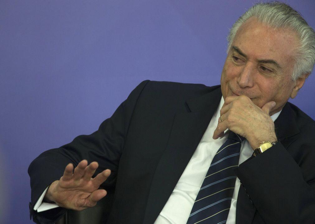 Advogado do Presidente brasileiro nega que este tenha recebido subornos da JBS