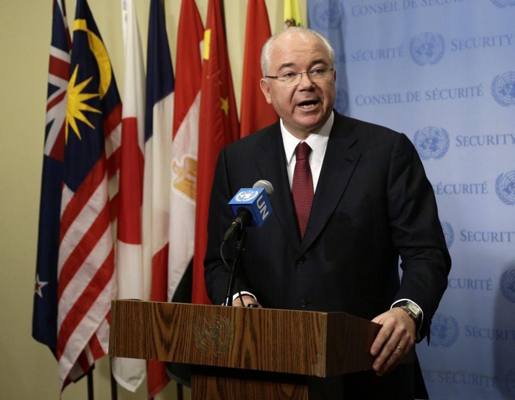 Venezuela: Embaixador na ONU denuncia agressão à sua família em Nova Iorque