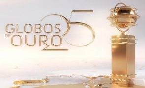 Globos de Ouro 2021: Jornalista da SIC apresenta gala pela primeira vez