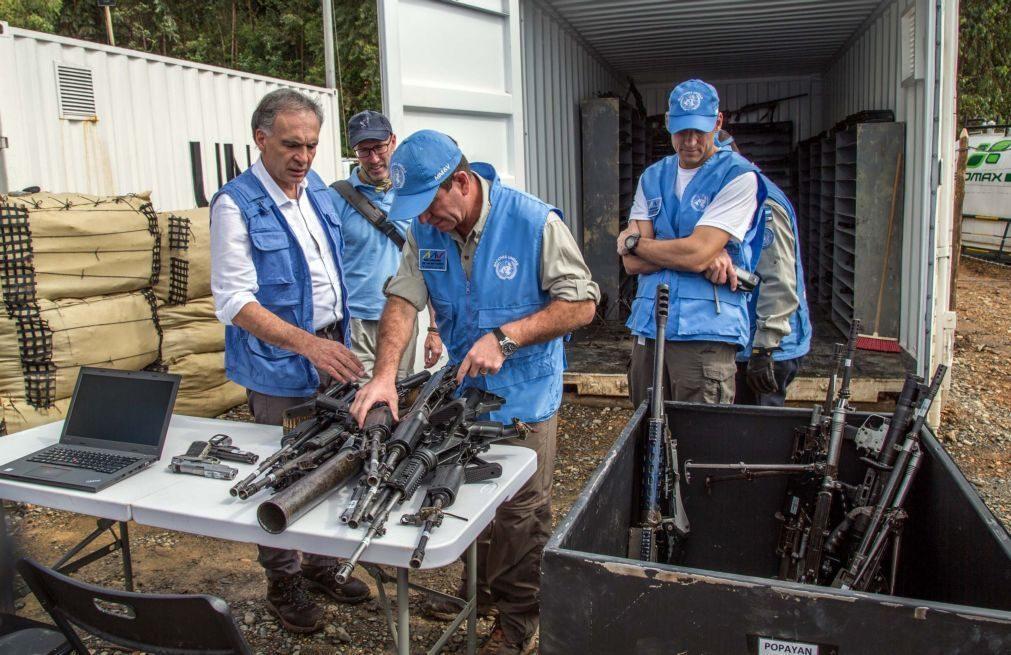 Nova missão da ONU na Colômbia vai focar-se na integração de rebeldes