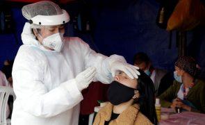 Covid-19: Pandemia já matou quase 3,99 milhões de pessoas no mundo