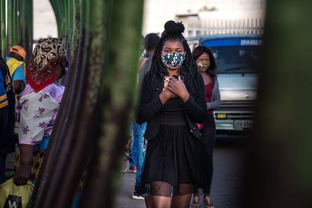 Covid-19: Estudo alerta para crescimento exponencial de casos e mortes em Moçambique