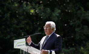 Covid-19: Primeiro-ministro admite