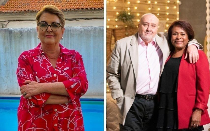 Casal de O Amor Acontece preocupa Luísa Castel-Branco: «Rebenta com o homem»