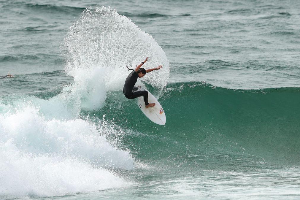 Tóquio2020: Adversários conhecidos para trio português no surf