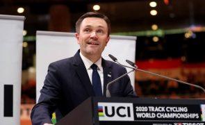 David Lappartient reconduzido na presidência da União Ciclista Internacional