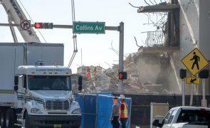 Sobe para 32 número de corpos encontrados de vítimas do desabamento em Miami-Dade