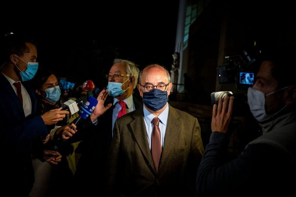 Tancos: MP pede absolvição de Azeredo Lopes e prisão para João Paulino