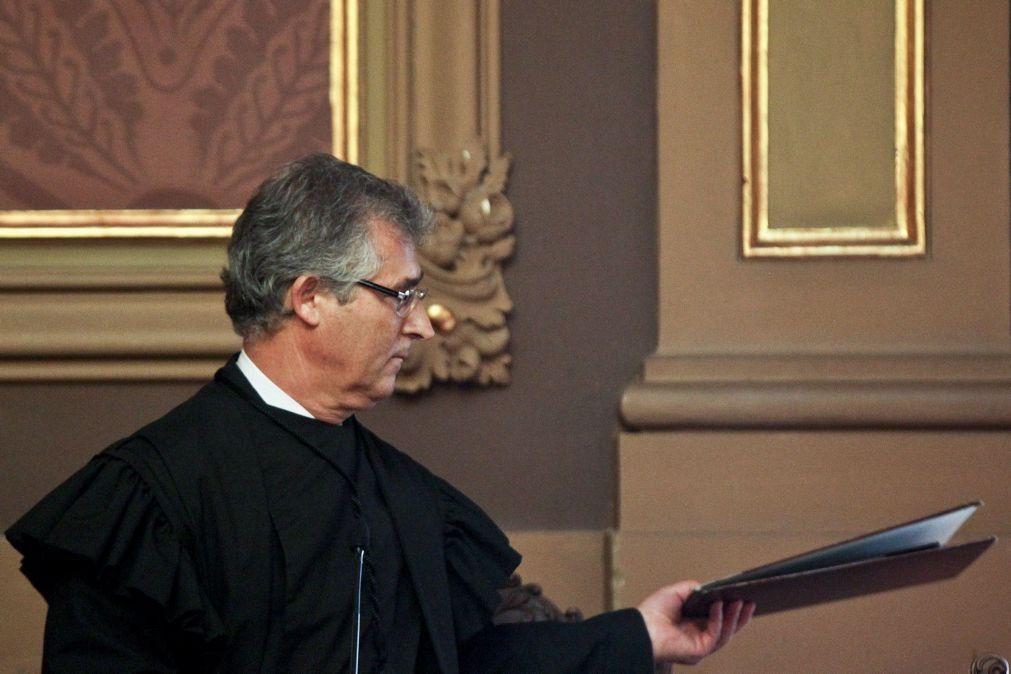 Operação Lex: Ex-presidente da Relação declara-se inocente em processo disciplinar