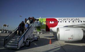 Covid-19: TAP reforça ligações a Luanda com terceiro voo a partir de sábado