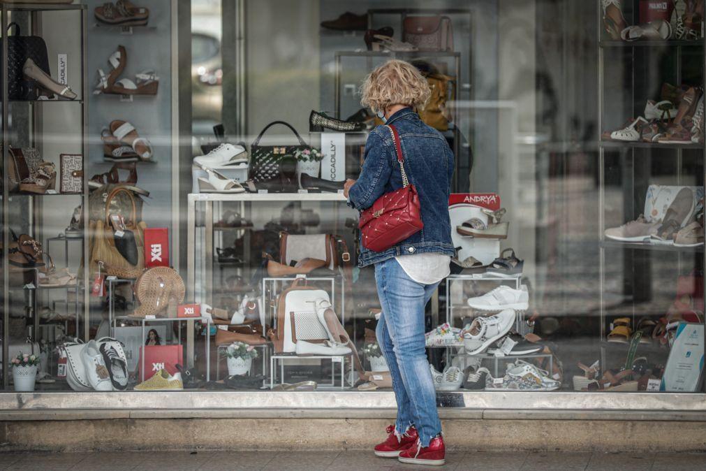 PIB em Portugal cresce este ano 3,9%, Espanha 6,2% e Irlanda 7,2%