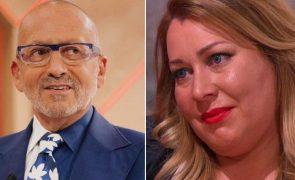 Manuel Luís Goucha arrasado por apoio político a Suzana Garcia