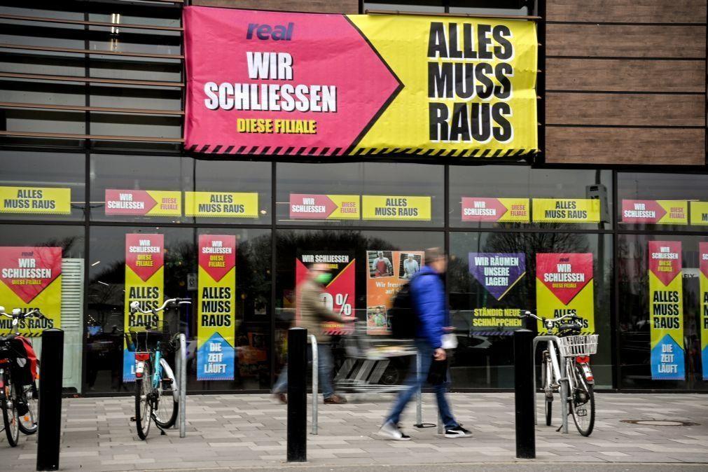 UE/Previsões: Bruxelas revê em alta crescimento da economia alemã
