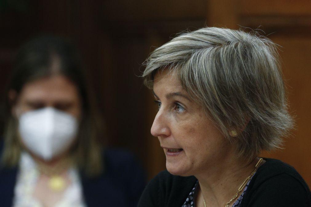 Covid-19: Marta Temido indica vacinação como resposta prioritária contra a variante Delta