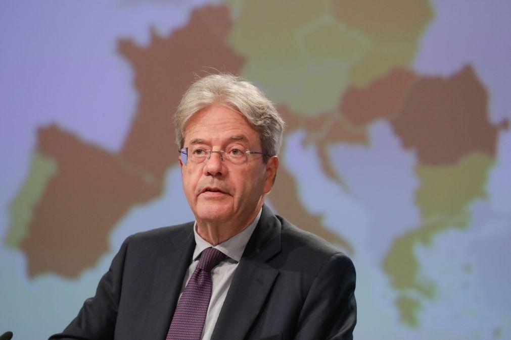 UE/Previsões: Portugal sem revisão em alta devido a turismo internacional