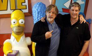 Cruzamento entre Simpsons e Marvel foi