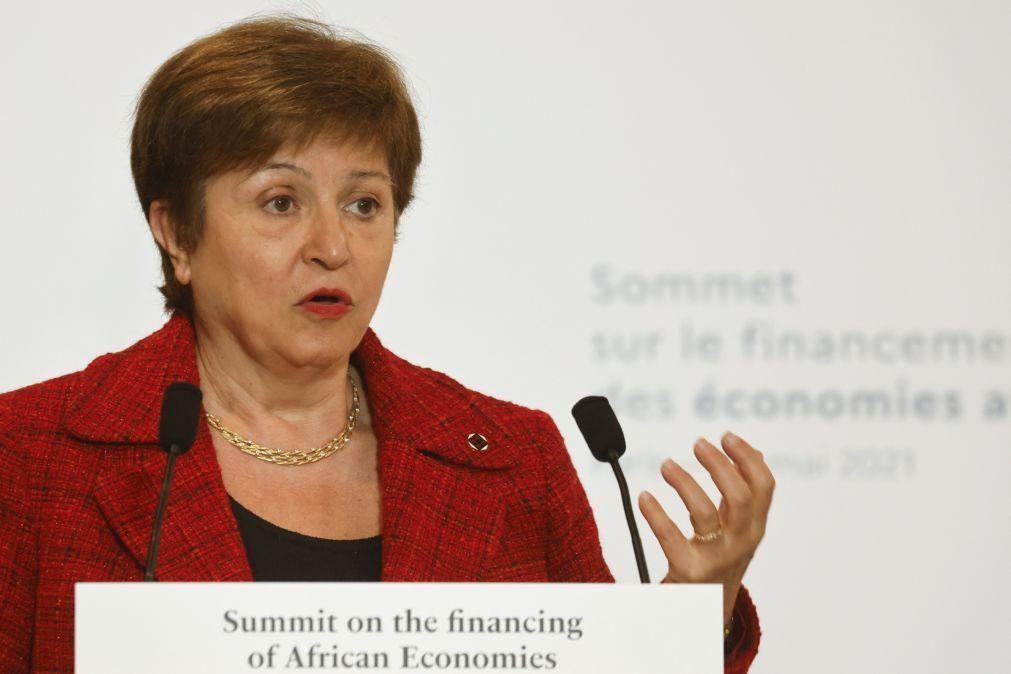 FMI reitera necessidade de ajuda do G20 ao países mais pobres