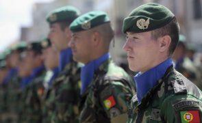 Maioria concorda com serviço militar voluntário mas 40% preferia obrigatoriedade
