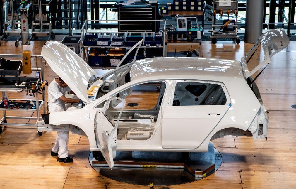 Produção de automóveis cresceu 57,5% no primeiro semestre no Brasil
