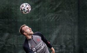 Treinador do Inter de Milão preparado para receber Eriksen
