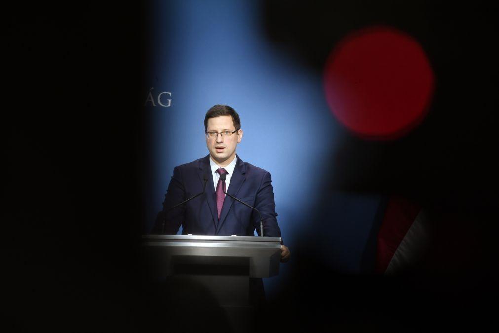 Hungria denuncia