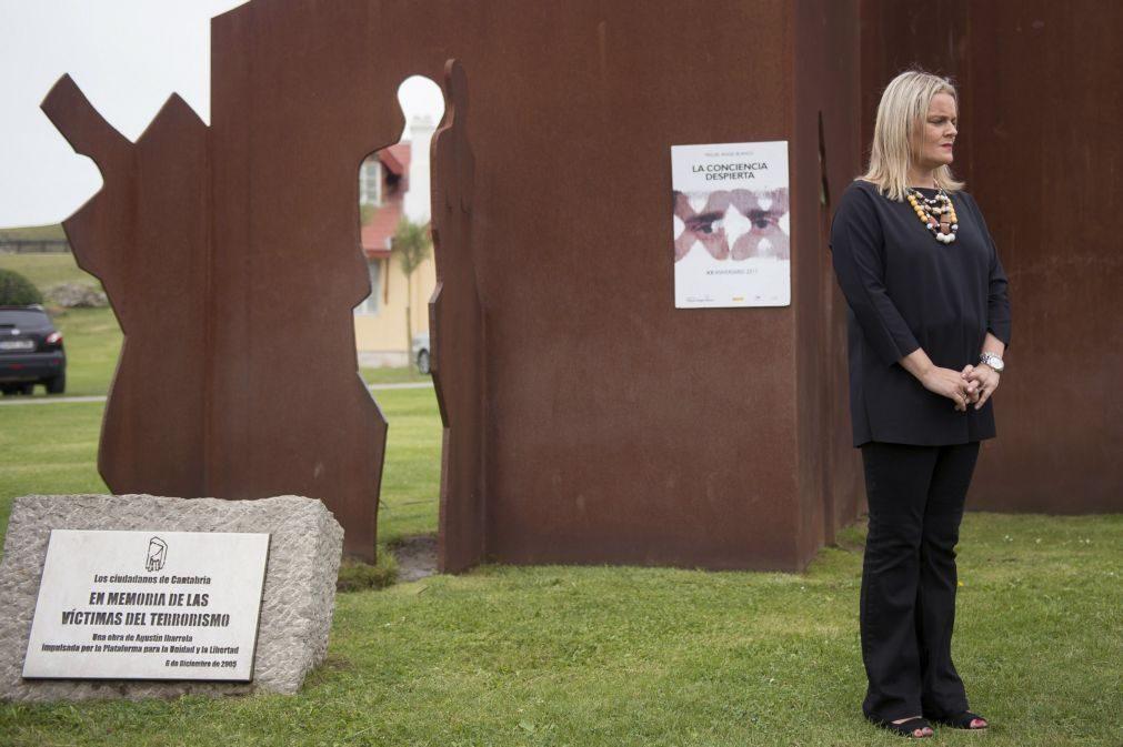 Espanha recorda esta semana vítimas dos terroristas da ETA