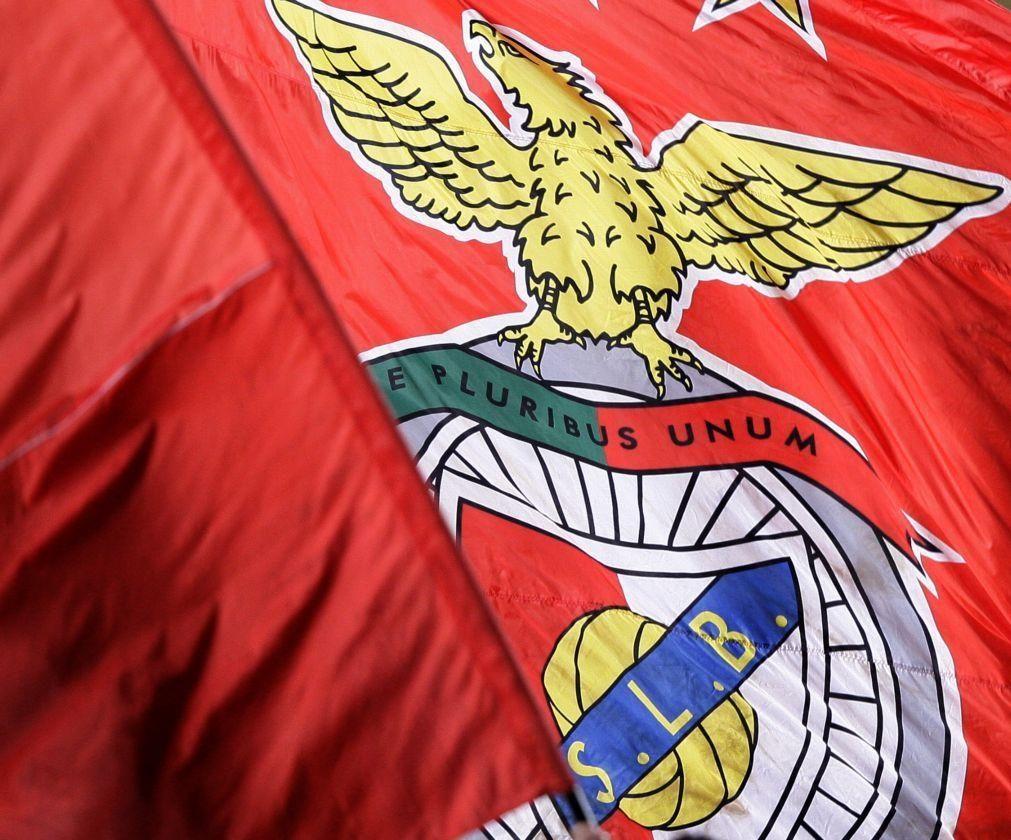 Ações do Benfica caem 5,5% para 2,91 euros após detenção de Vieira