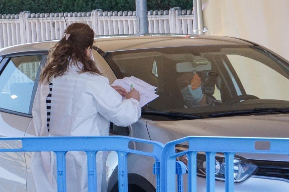 Covid-19: Centro de Vacinação 'drive-thru' no Porto abre quinta-feira