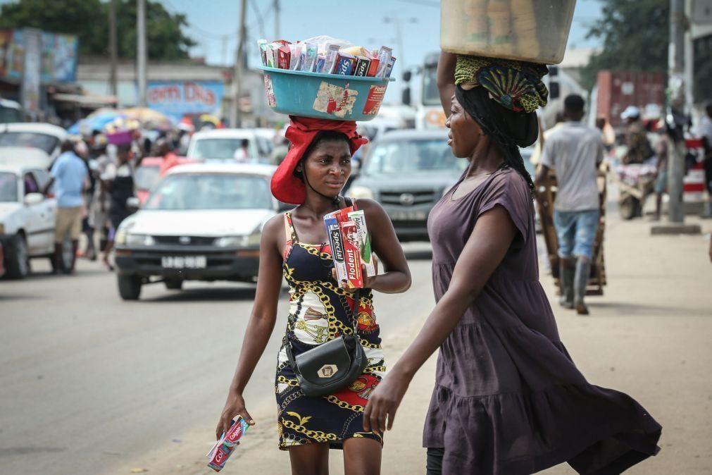 Covid-19: Governo angolano alivia restrições e reabre restauração em Luanda ao fim de semana