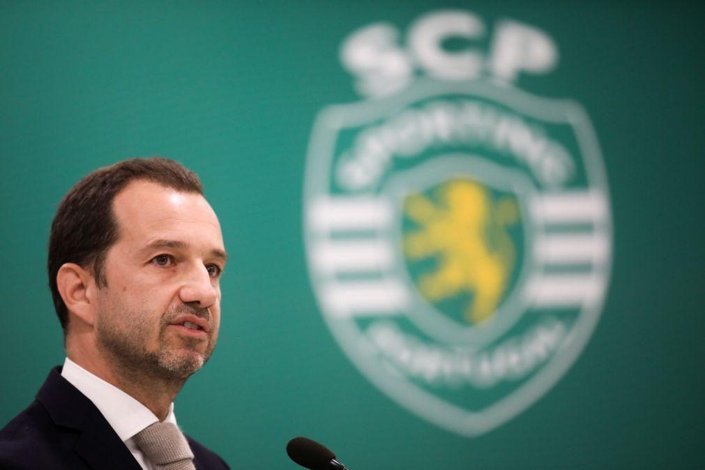 Frederico Varandas suspenso por 60 dias pelo CD da FPF