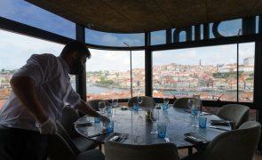 Covid-19: Associação de restaurantes receia que testes de acesso afastem clientes