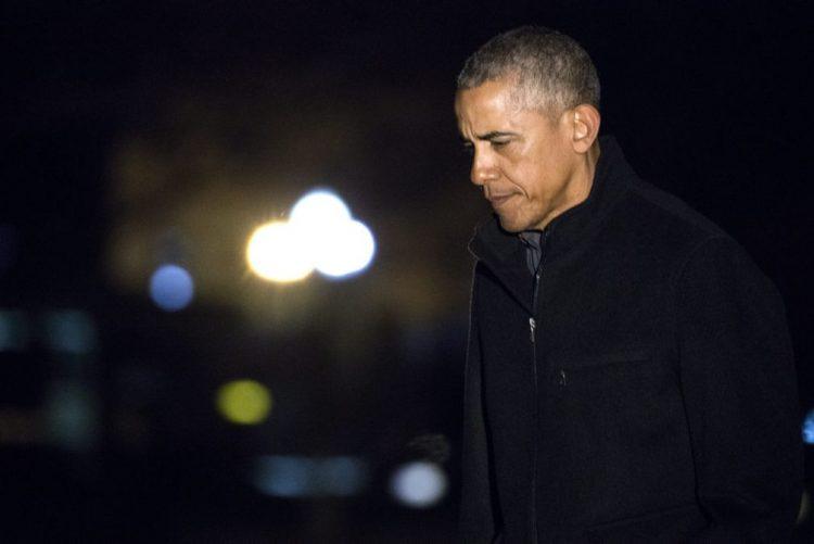 Obama reconhece ter