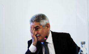 Presidente do Benfica deve ser ouvido hoje em primeiro interrogatório judicial