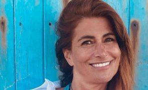 Liliana Campos submete-se a carboxiterapia e alerta sobre imagens da intervenção [vídeo]