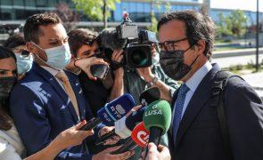 Advogado de Ricardo Salgado questiona estatuto de testemunha do inspetor tributário Paulo Silva