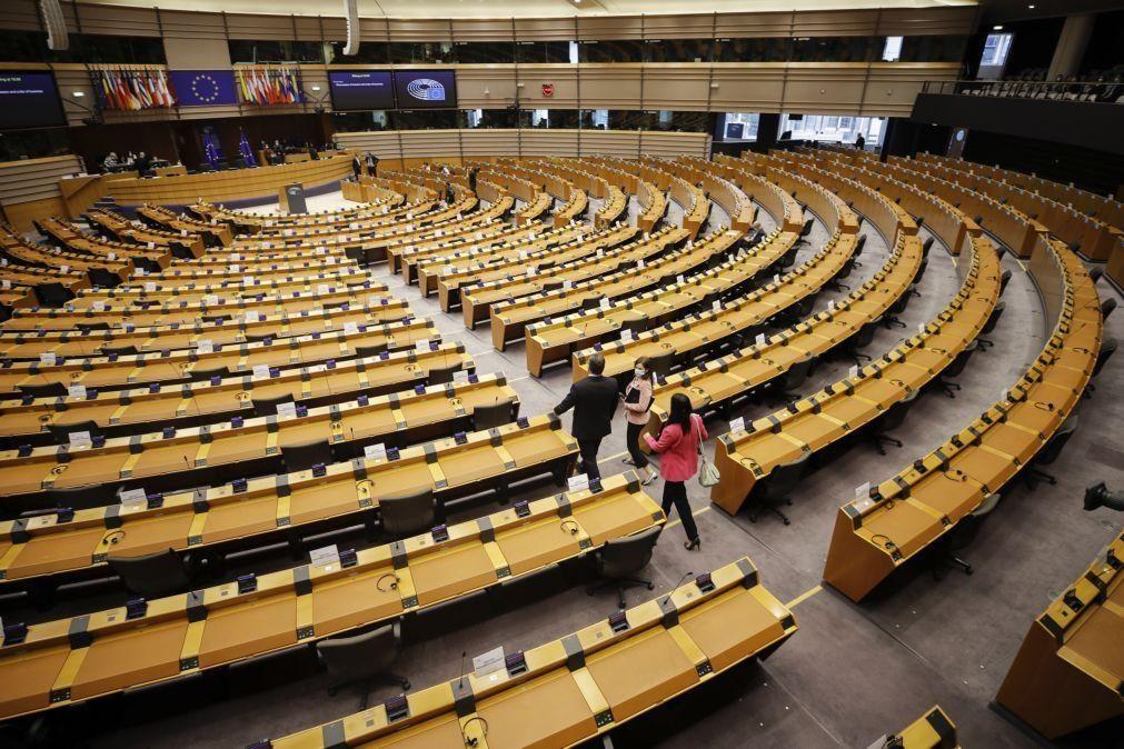 Parlamento Europeu insta Bruxelas a utilizar