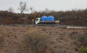 Sotavento algarvio com aumento da área em seca severa no final de junho