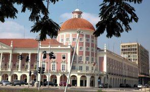 Banco central angolano aplica mais de 550 mil euros de multas a instituições financeiras