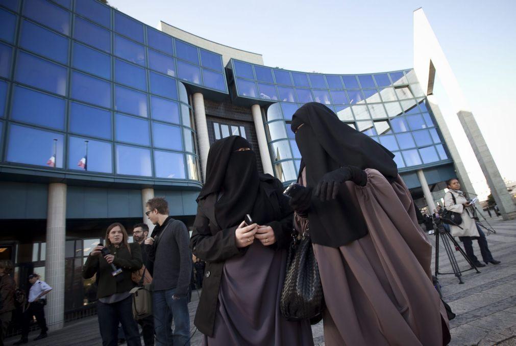 Tribunal dos Direitos Humanos valida proibição belga de cobrir o rosto em público