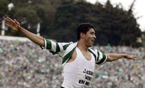 Mário Jardel oferece Bota de Ouro de 2001/02 ao Sporting