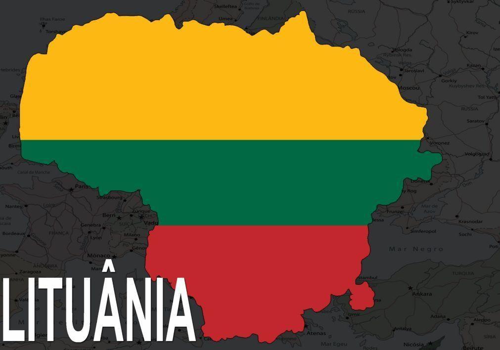 Dois aviões de caça russos não identificados causaram alerta na Lituânia